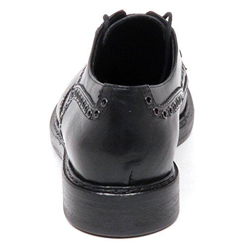 100 Hundred Borchie E0440 Scarpa Shoe Woman Donna Nero AwnTq4a