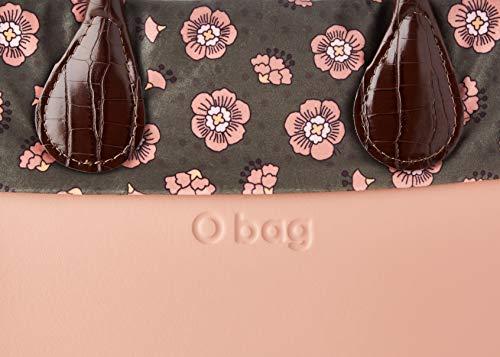 O bag Borsa Completa Obag Mini 19, Tote Donna, Rosa (Phard), 12x29x31 cm (W x H x L) 4