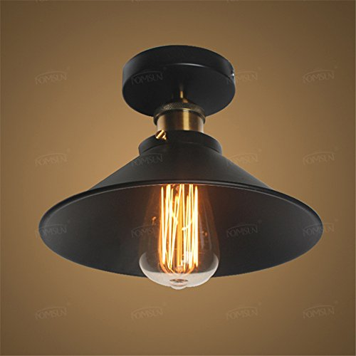 American Vintage Ceiling Lights lamps for Living Room bedroom luminaria de teto e27 modern Ceiling lamp Home Lighting Fixtures