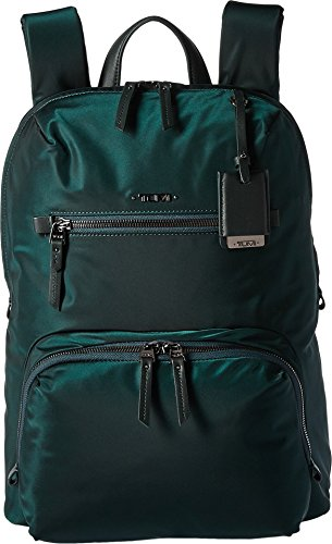 Tumi Womens Voyageur Halle Backpack Pine One Size One Size