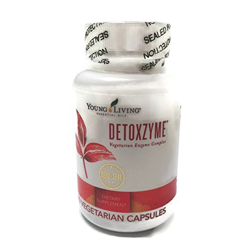 Detoxzyme 180 vegetarian caps .3 lb by Young Living Essential Oil