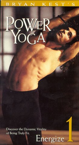 Bryan Kest - Power Yoga, Vol. 1 - Energize [VHS]