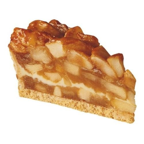 Elis Apple Bavarian Tart, 93 Ounce -- 2 per case. by Elis Cheesecake