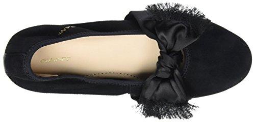 Gant Damen Gesloten Ballerinas Molly Zwart (marine)