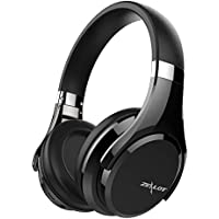 ZEALOT B21 Foldable Closed-Back Bluetooth Headphones Over Ear, Touch Sensitive Gesture Control Extra Bass Stereo Wireless Headset with Microphone and Volume Control (Black)