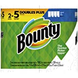 Bounty 76213 Paper Towels, Select-a-Size, 138 2-Ply Sheets, 2-Pk. - Quantity 6