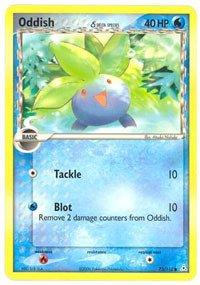 Pokemon - Oddish (73) - EX Holon Phantoms