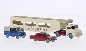 Set Wiking-Traffic-models Nr.44:, Model Car, Ready-made, Wiking / PMS 1:87 by Set