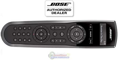 V35 and 235 Systems NEW Bose Lifestyle Unify Remote for V25
