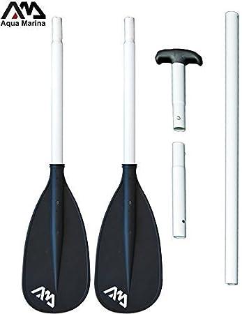 Aqua Marina Kayak Dual Tech Paddle Sup Paddel de 2 en 1 Sup ...
