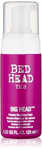 - Bed Head Big Volume Boosting Foam, 4.22 Fluid Ounce by Bed Head