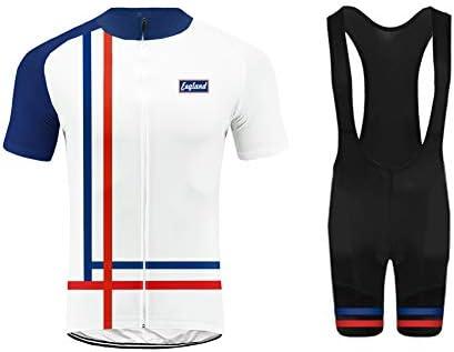 Uglyfrog Ropa Conjunto Traje Equipacion Ciclismo Hombre Verano con 3D Acolchado De Gel, Maillot Ciclismo + Pantalon/Culote Bicicleta para MTB Ciclista Bici ESH19DT03: Amazon.es: Deportes y aire libre
