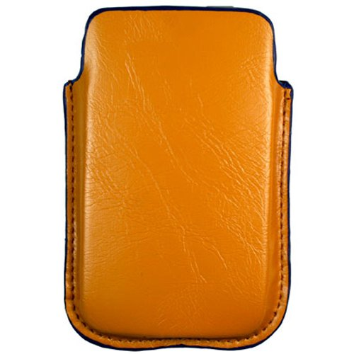 Kroo BARE Premium Leather Case Designed  - Caramel Wall Shopping Results