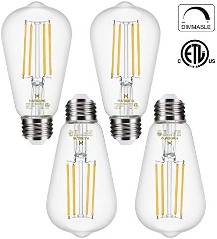 Dimmable Equivalent Filament Brightness Vintage product image