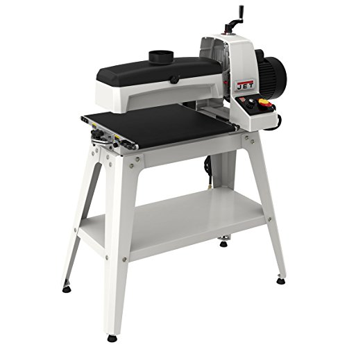Jet 723520K JWDS-1632 16-32 Plus 20 Amp Service with 608003 Stand in Woodworking, Sanders, Drum Sanders by Jet (Image #5)