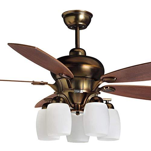 MoiHL-Deckenventilator-Licht-132cm-Wohnzimmer-Deckenventilator-Licht-Ventilator-Licht-Schlafzimmer-Esszimmer-einstellbare-Lftergeschwindigkeit