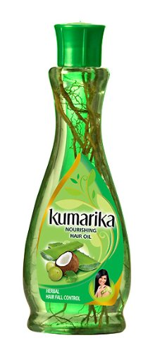 *ORIGINAL*Kumarika Nourishing HAIR FALL CONTROL Herbal Hair Oil - 200ml x 2