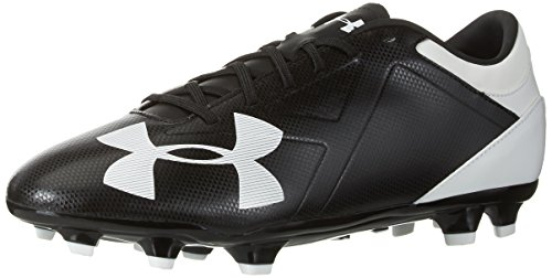 Under Armour Mens Ua Spotlight Dl Fg Nero / Bianco