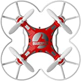 Domybest Professional Drone 4CH 6Axis Gyro Quadcopter W/ Switchable Controller FQ777-124 RTF Red