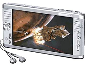 Archos Portable Digital Video Player AV700 Windows 8 X64 Treiber