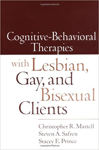 Book Cognitive-Behavioral Therapies with Lesbian, Gay, and Bisexual Clients