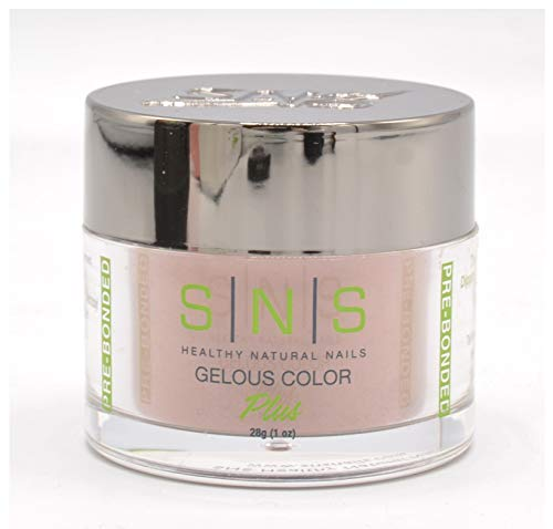 (SNS Gelous Color Dipping Powder, Indian Summer Collection, IS13 Chocolate Fountain, 1 oz)