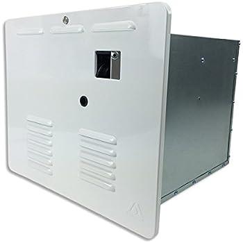 Atwood RV On-Demand Water Heater OD-50 w/ White Door
