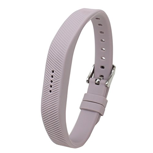 flex-2-bandslavender-silicone-sport-replacement-bands-for-2016-fitbit-flex-2one-sizebuckle-design