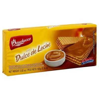 bauducco Cookie oblea dulce de LEC: Amazon.com: Grocery ...