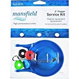 Mansfield Plumbing 630-0207 Univ Flapper Kit 3'' 3 In. In