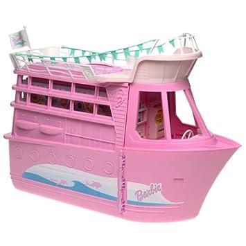bateau barbie