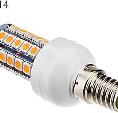 AC85-265V Warm White ZQ Modern LED Corn Light G24 2pin 5W 25X2835SMD 475LM 2800-3200K Worn White Light 6000-6500K Cool White Light LED Corn Bulb Lamp