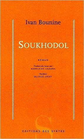 En ligne téléchargement Soukhodol pdf, epub