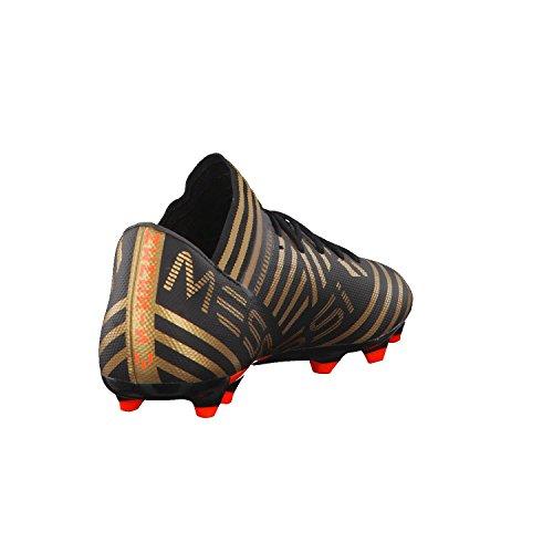 adidas Herren NEMEZIZ Messi 17.3 FG Fußballschuhe Schwarz (Cblack/Solred/Tagome)