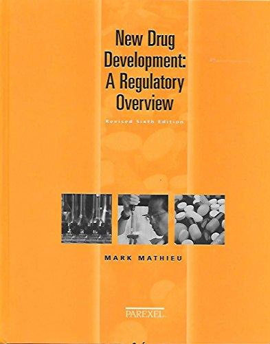 New Drug Development  A Regulatory Overview