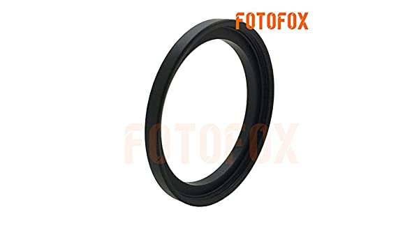 FidgetGear 37mm to 62mm Stepping Step Up Filter Ring Adapter 37mm-62mm 37-62mm M to F