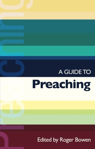 Guide to Preaching, A (ISG 38) (Spck International Study Guide Series (Sep.Title Per Volume))