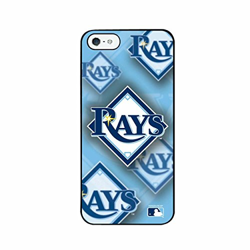 MLB Tampa Bay Rays 3D Logo iPhone 4/4S - Rays Bay D