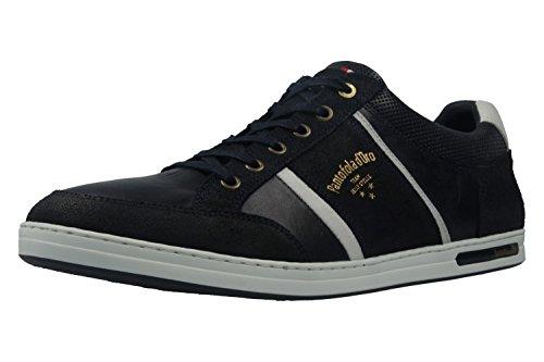Uomo Low Blu Pantofola dOro Mondovi Sneaker 8qwxZBI