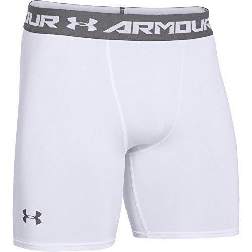 Under Armour HeatGear Mid Kompression Laufen Sackartige Shorts - AW16 - Gross