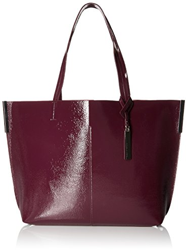 Vince Camuto Wylie Tote, Plum/Nude