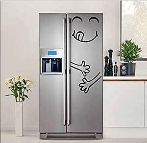 استيكر تزيين الثلاجة من الخارج خامة مقاومة للماء
