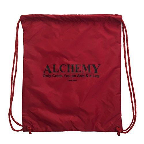 (Nani?Wear Fullmetal Anime Alchemist Drawstring Geek Backpack)
