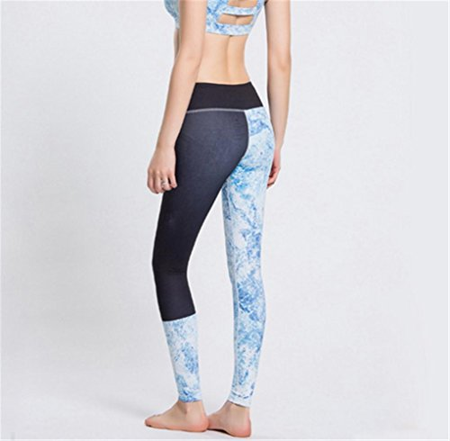 professionnels yoga de gymnase stretch femmes serré pantalon pantalons sport Sz6xqq