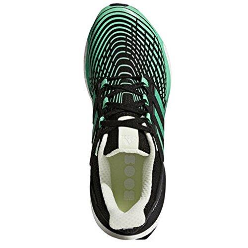 adidas Damen Energy Boost Laufschuhe Schwarz(Cblack/Hiregr/Aergrn)