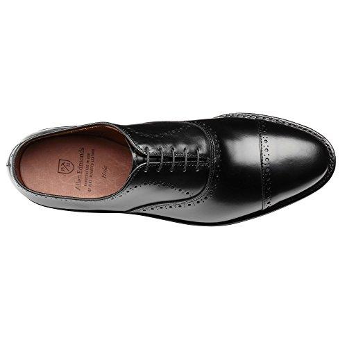 Allen Edmonds Heren Hale Dress Shoe Zwart