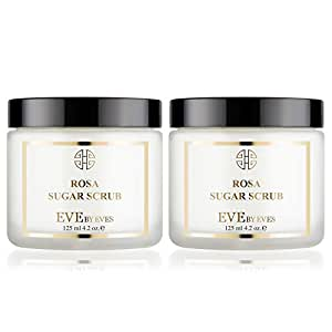 Eve by Eve's Rosa Sugar Body Scrub - Set of 2