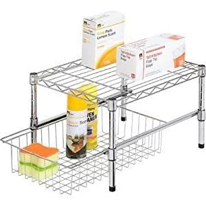 CHR Stack Cab Organizer by Honey Can Do Intl Inc