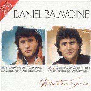 Daniel Balavione: Master Serie, Vols. 1 & 2 by Polygram France