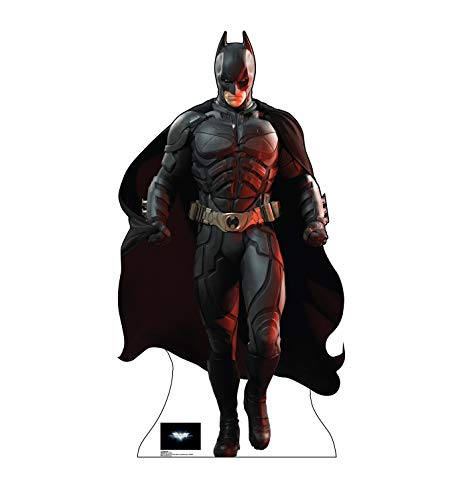 Advanced Graphics Batman Life Size Cardboard Cutout Standup - The Dark Knight Rises (2012 Film) from Advanced Graphics